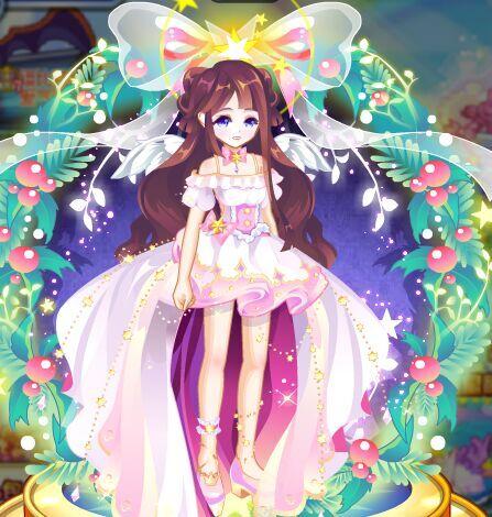 觉得这个衣服好看 发型很赞有朦胧的蝴蝶结