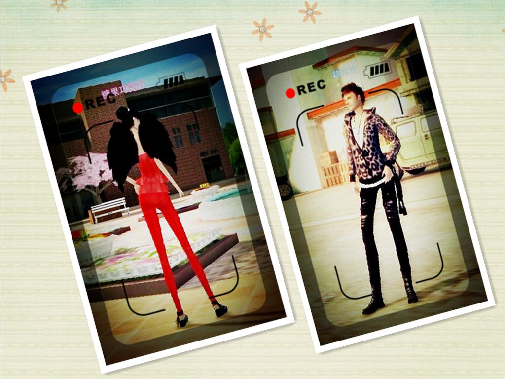 服装搭配 你的服装你做主 分享 潮流风专区 舞街区 蜗牛游戏高清图片